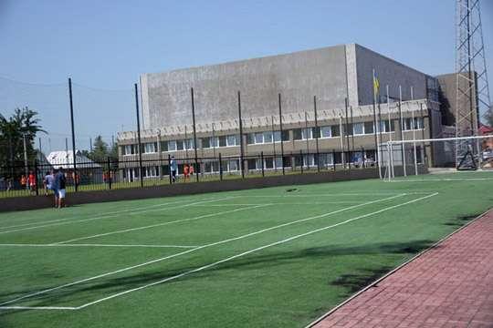 Управление строительством и Академия футбола